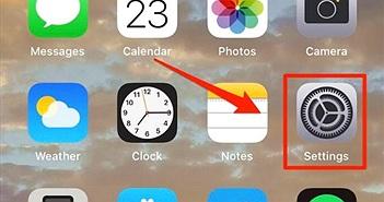 Mẹo nhỏ trên iPhone giúp bạn tiết kiệm kha khá tiền