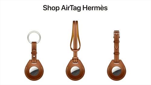 Dây đeo Hermès AirTag dừng bán vì vấn đề chất lượng