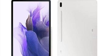 Samsung ra mắt Galaxy Tab S7 FE: Snapdragon 750G 5G, hỗ trợ bàn phím, giá từ 793 USD