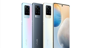 vivo X60 Curve Edition ra mắt: màn hình cong đẹp mắt, giá từ 515 USD