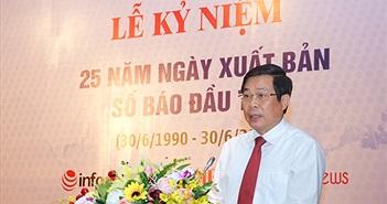 Báo Bưu điện Việt Nam làm tốt vai trò cầu nối giữa nhà nước, doanh nghiệp với xã hội