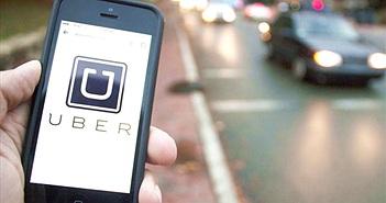 """""""Nghỉ chơi"""" với hành khách, Uber Việt Nam có thiên vị tài xế?"""