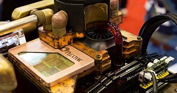 Các thùng máy độ nổi bật tại chung kết Extreme PC Master Expo 2016
