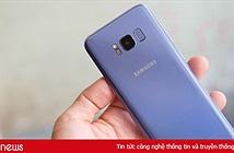 Samsung ra mắt Galaxy S8+ màu tím khói tại Việt Nam, giá không đổi