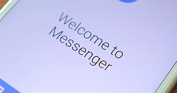 Nhiều người Việt gặp 'bệnh lạ' với ứng dụng Facebook Messenger trên di động