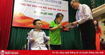 Nhắn tin DA CAM gửi 1409 ủng hộ nạn nhân chất độc da cam