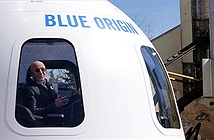 Jeff Bezos sẽ bán vé bay vào vũ trụ trong năm 2019