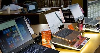 Lenovo mang loạt laptop mới về Việt Nam