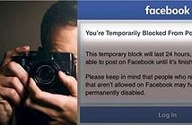 Facebook chặn nhiếp ảnh gia vì hiểu nhầm về ngôn ngữ