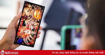 Đột phá mới của công nghệ camera: Oppo giới thiệu camera ẩn dưới màn hình