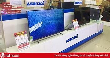 Không chỉ dừng bán, Nguyễn Kim cho đổi TV Asanzo cũ sang sản phẩm khác