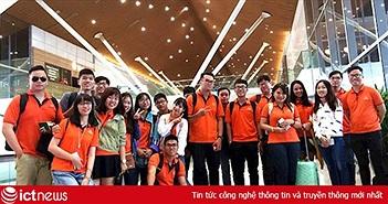 Sinh viên công nghệ Việt trải nghiệm văn hóa vòng quanh thế giới