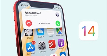 Pop-up cuộc gọi đến, đơn giản vậy mà giờ mới có trên iOS 14