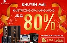 Play Audio khai trương với nhiều ưu đãi khủng, giảm tới 80%