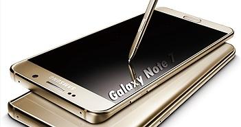 Chưa ra mắt, Galaxy Note7 đã được đặt hàng trước ở Việt Nam