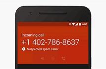 Google thêm chế độ chặn cuộc gọi rác cho Nexus và Android One