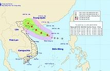 Áp thấp nhiệt đới mạnh thành bão số 1, áp sát đất liền Việt Nam