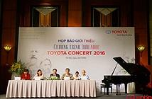 Từ 5-11/8, Toyota Concert 2016 lưu diễn hòa nhạc cổ điển Nga
