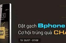 Hướng dẫn đặt mua Bphone 2 chờ giá hoàn tiền cọc 100%