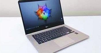 LG bất ngờ bán laptop siêu nhẹ tại Việt Nam