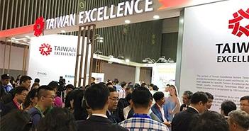 Taiwan Excellence đồng hành cùng IoT tại Taiwan Expo 2017