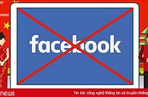 """Chỉ sau 24 giờ, Facebook lại bị """"đá"""" bay khỏi thị trường Trung Quốc"""