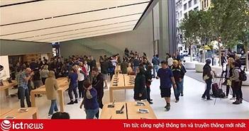 Nguyên nhân khiến các cửa hàng Apple Store bị cướp liên tiếp trong thời gian gần đây