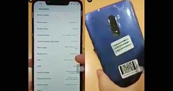 Lộ ảnh và giá bán của Xiaomi Pocophone F1 dành cho thị trường châu Âu