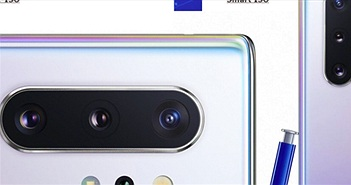 Galaxy Note 10 sẽ nâng ảnh chụp đêm lên tầm ngoạn mục