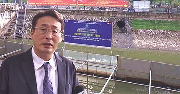 Xả nước ra sông Tô Lịch: Chuyên gia Nhật chỉ được báo trước 15 phút