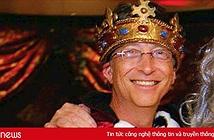 Chưa đầy 10 ngày, tỷ phú Bill Gates đã trở lại ngôi vị giàu thứ 2 thế giới