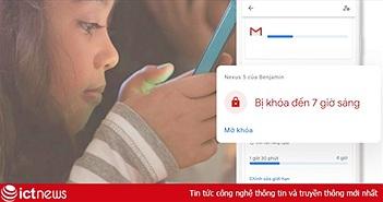 Google đưa ra 4 nguyên tắc để tập cho trẻ thói quen lành mạnh khi sử dụng Internet