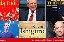 Những cuốn sách gối đầu giường 8 bộ óc thiên tài nhất thế giới luôn đọc hàng đêm: Jeff Bezos chọn tiểu thuyết, CEO Google thích y khoa