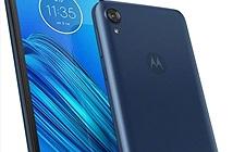 Motorola tung ra Moto E6 với màn hình 5,5 inch và Snapdragon 435