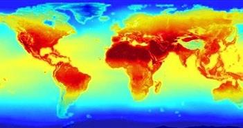 Biến đổi khí hậu hiện nay là hoàn toàn bất thường
