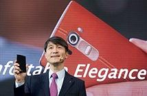 LG sẽ trình làng điện thoại siêu cao cấp vào cuối năm nay