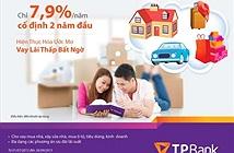 TPBank cho vay mua nhà, xe với lãi suất hấp dẫn