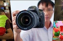 [Hình ảnh] Ảnh chụp nhanh bằng Canon EOS 5D Mark IV và ống Kit EF 24-105mm f/4L IS II USM