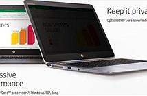 HP ra mắt laptop EliteBook chống nhìn trộm