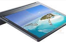 Lenovo ra mắt tablet YOGA màn hình siêu nét