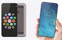 iPhone 2017 sẽ loại bỏ hoàn toàn nút home vật lý, có lựa chọn màn hình cong