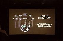Fujifilm X-T2 ra mắt thị trường Việt Nam, giá 37 triệu đồng