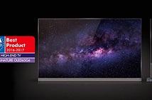 LG OLED TV lần thứ 5 chiến thắng tại EISA Award