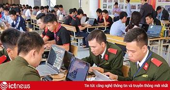 51 thí sinh trúng tuyển bổ sung các ngành CNTT, ATTT của Học viện An ninh Nhân dân