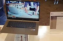 Cận cảnh laptop siêu nhẹ LG Gram, đối thủ của MacBook