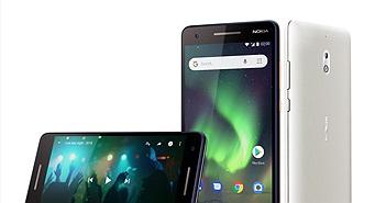 Nokia 2.1 chính thức mở bán, giá 2,59 triệu đồng