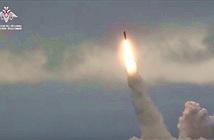 Tên lửa RSM-56 phóng thử từ siêu tàu ngầm hạt nhân Nga đã thành công