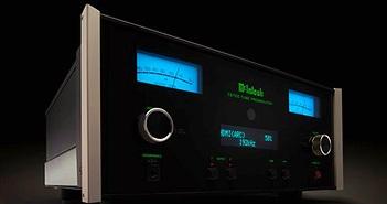 Preamp mới McIntosh C2700 – Sự kết hợp giữa khuếch đại bóng đèn truyền thống và công nghệ digital tối tân