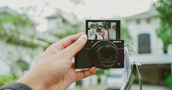 Trên tay Sony RX100 VII tại Việt Nam: giá 32 triệu đồng, vlogger, youtuber không thể bỏ qua