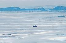 Phát hiện điểm nóng băng tan mới ở Nam Cực